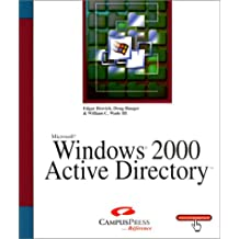 Windows 2000 active directory campus reference
