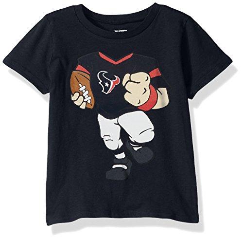 - Outerstuff NFL Infant Football Dreams Short Sleeve Tee-Navy-12 Months, Houston Texans