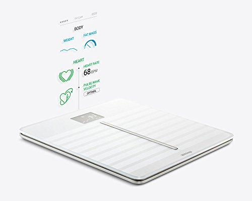 Withings Body Cardio - Heart Health and Body Composition Wi-Fi Scale, White by Withings (Image #1)