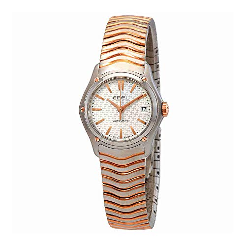 Ebel Classic Automatic Silver Dial Ladies Watch 1216086