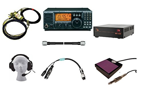 Icom IC-718 Get On The Air HAM Radio Bundle!