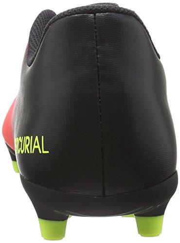 Nike Mercurial Vortex Iii Fg, Botas de Fútbol para Hombre Naranja (Total Crimson / Vlt-Blk-Pnk Blst)