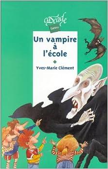 Un vampire à l'école