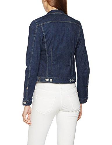 Giacca Blau 092 Denim Jacket Mustang rinse Donna TRxIEqYwF