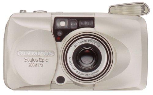 Olympus Stylus Epic Zoom 170 QD Date 35mm Camera Olympus Stylus 35 Mm