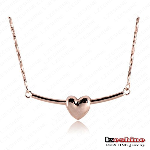 Shiny Moon Necklase Women Fashion Real 18K Rose Gold Plated Costume Jewelry Necklace With Genuien Swa Element Austrian Crystal Nl0278-A
