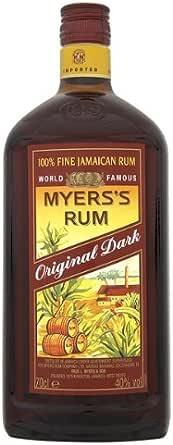 Ron 100% fina de Jamaica 70cl de ron oscuro original de ...