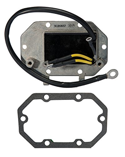 (Sierra International 18-5832 Regulator/Rectifier for Johnson/Evinrude Outboard Engines)