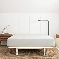 Nod Hybrid Mattress by Tuft & Needle Mattress, Bed in a Box, Responsive Foam, Sleeps Cooler & More Support Than Memory Foam, More Responsive Than Latex, CertiPUR US Certified, 10 Year Limited Warranty.