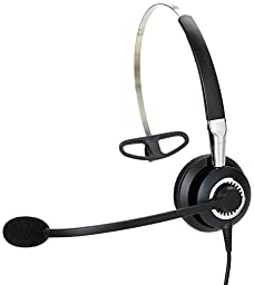 Jabra BIZ 2420 Mono Corded Headset for Deskphone