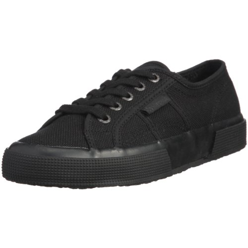 Cotu top Low total Mixte 997 Adulte Noir Superga Classic Sneaker 2750 Black fqw4nB