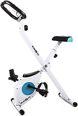 Klarfit Azura Bicicleta Fija Bicicleta Estática Computadora de ...