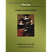 The Law: Easyread Super Large 24pt Edition