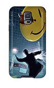 Tpu Shockproof/dirt-proof Watchmen Cover Case For Galaxy(s5)