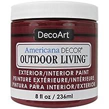 Decoart DECADOL-36.05 Outdoor Living 8oz Fire Pit Americana Outdoor Living 8oz Fire Pit