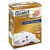 Gourmet Gold Pate Recipes 12 x 85g