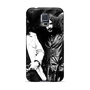 Durable Hard Cell-phone Case For Samsung Galaxy S5 (ezY13071baOi) Support Personal Customs Lifelike Black Sabbath Band Image