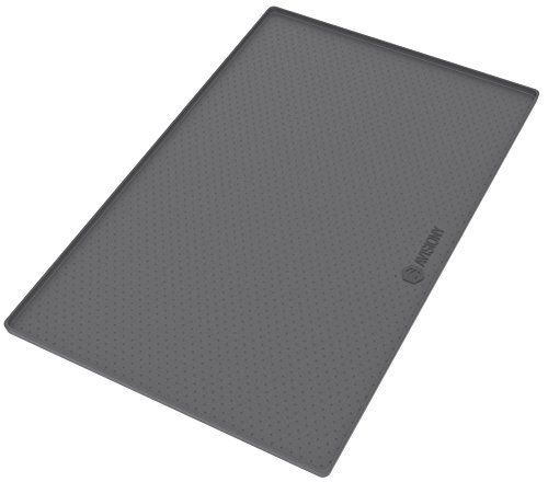 (Pet Mats for Dogs - Dog Mat - Pet Food Mat , Ideal Size 22