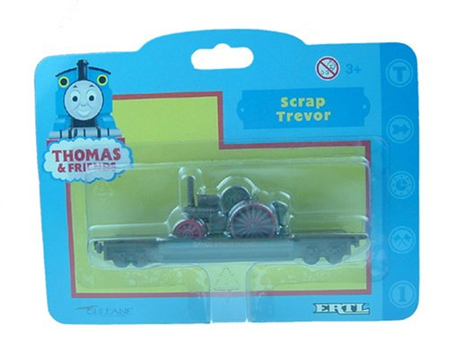 Scrap Trevor Engine & Flat Bed From Thomas the Tank Engine