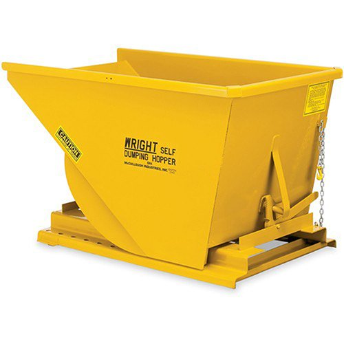 Mccullough Wright Extra Heavy-Duty Hoppers - -3/16