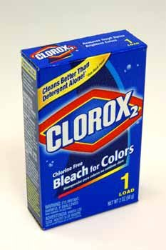 Clorox 2 Chlorine Free Bleach for Colors (case of 154)