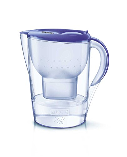 Brita Wasserfilter Marella XL, lavendel