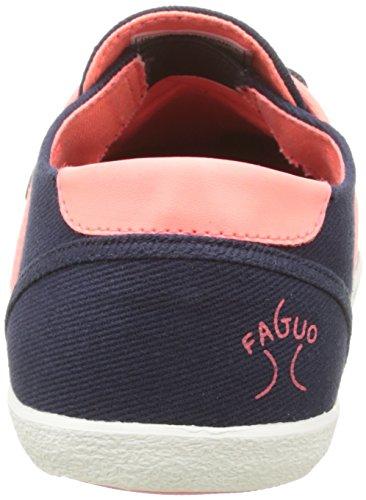 Faguo Cypress - Zapatillas de deporte para mujer Azul - Bleu (S1653 Twill Navy)