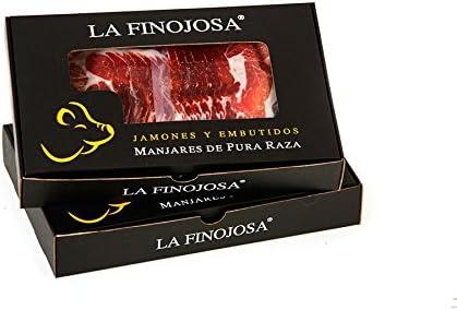 Jamón Serrano Gran Reserva La Finojosa. Loncheado y envasado al ...