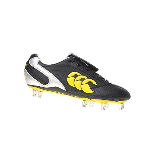 CCC phoenix elite 8 stud rugby boots [black]