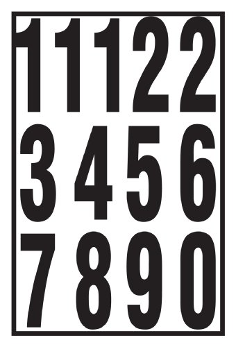 Hy-Ko Prod. MM-4N26 Boat Number Assortment ()