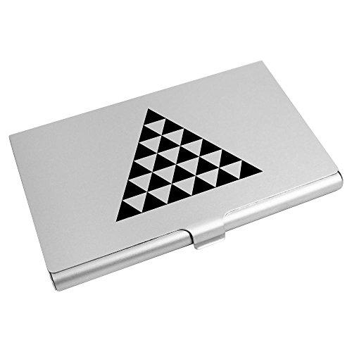 'triángulo' Tarjeta ch00004411 Billetera Azeeda De Crédito Titular De Tarjeta Visita Zdzn5wTxz