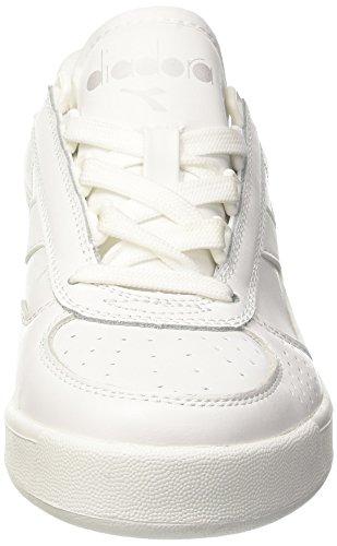 Candido B Uomo Elite Bianco Sneaker Bianco Ottico Diadora Bianco F8Ogqdgw