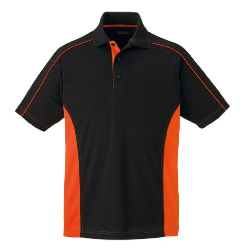xtreme Performance Polo (XX-Large, Black/Orange) ()