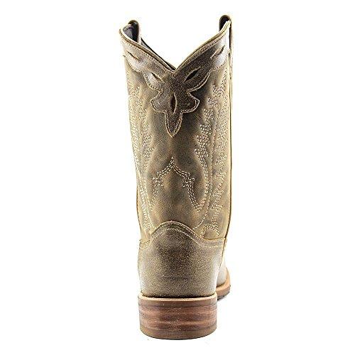 Abileen Heren Dakota Western Cowboylaars Teen - 6762 Café