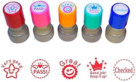 WAF Teachers Self Inking Photosensitive Education product image