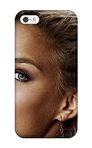 Iphone 5/5s Case Cover - Slim Fit Tpu Protector Shock Absorbent Case (bar Rafaeli Women Face People Women)Kimberly Kurzendoerfer