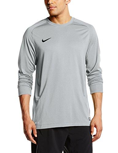Nike Goalie Jersey (Nike Long Sleeve Youth Park Goalie II Soccer Goalkeeper Jersey (Youth X-Large) Matte Silver)