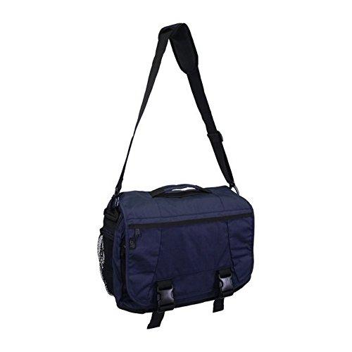 Western Pack SC1 Laptop Briefcase (Navy)