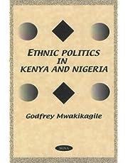 Ethnic Politics in Kenya and Nigeria