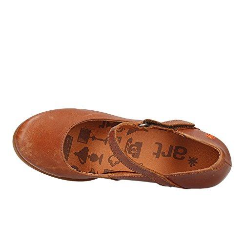 40 Art 0933 Chaussuress harlem Marron Memphis Cuir x44XFqnr