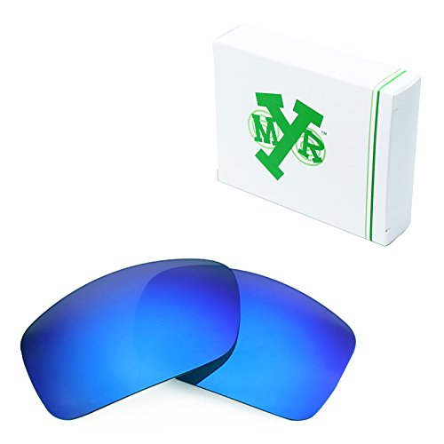Mryok Polarized Replacement Lenses for Costa Del Mar Blackfin - Deep - Lens Costa Sunglasses Replacement