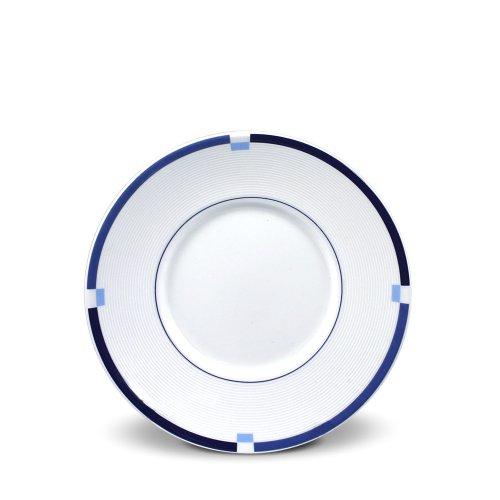 Mikasa Jet Set Blue Saucer, 6-Inch
