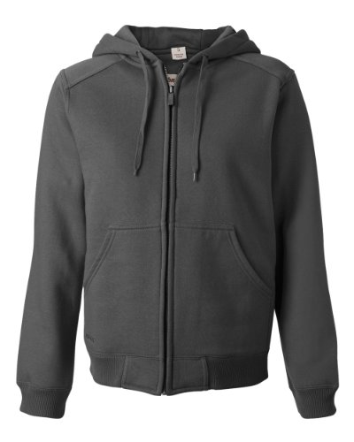 DRI Duck Women's 9570 Wildfire Fleece Jacket, Dark Oxford, X-Large