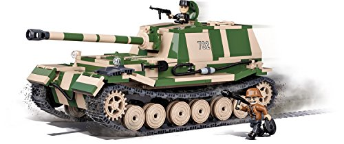 (COBI Small Army Sd. Kfz. 184 Panzerjäger Tiger)