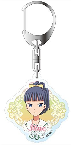 Momokuri Usami Ikue acrylic Keychain