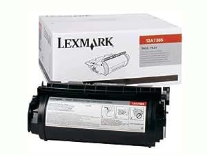 Lexmark Compatible 12A7365 Laser Toner Cartridge, 32,000 Pages, Black