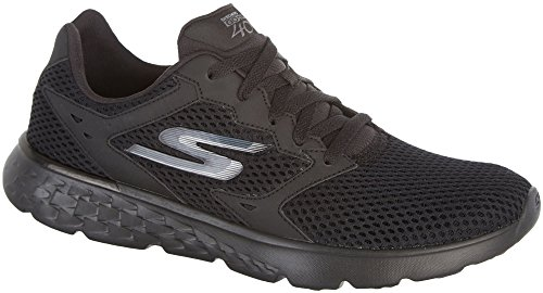 Skechers Performance Men's Go Run 400 Running Shoe, Black, 8 M US