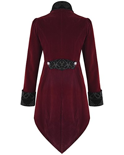 Donna Giacca Devil Maniche Fashion Lunghe qnBHRpxwB