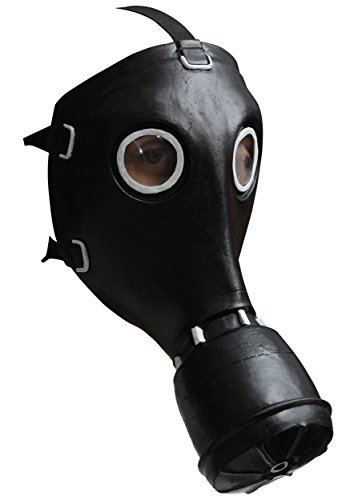 Black GP-5 Gas Mask - ST -