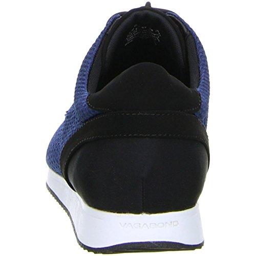 VAGABOND Damen Sneaker Weboptik blau Indigo